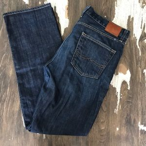 Lucky Brand 363 Vintage Straight Cut Fayette Jeans